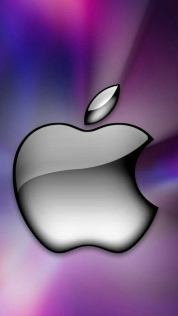 Apple Logo Background HD for Iphone.