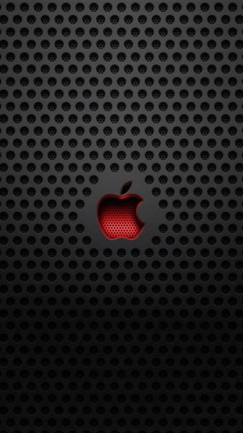 Apple Logo HD Background for Iphone.