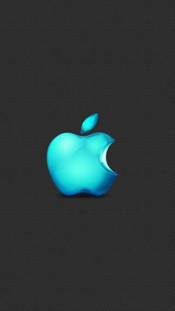 Apple Logo HD Wallpaper for Iphone.