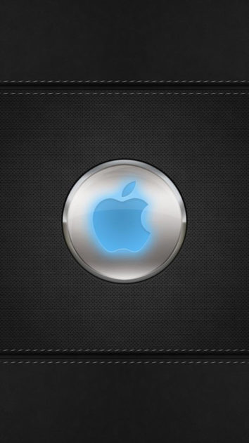 Apple Logo Wallpaper for Iphone Free Download.