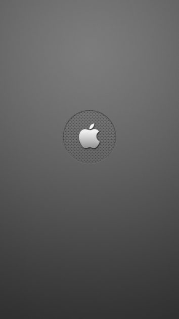 Apple Mac Brand Logo Wallpaper for Iphone.