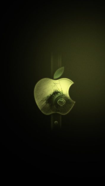 Cool Apple Logo Wallpaper for Iphone.