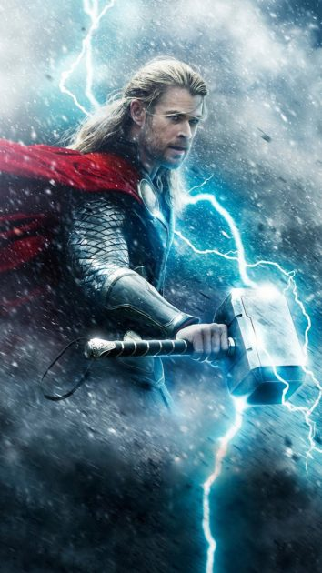 Cute_Thor_Lighting_Image_for_Iphone