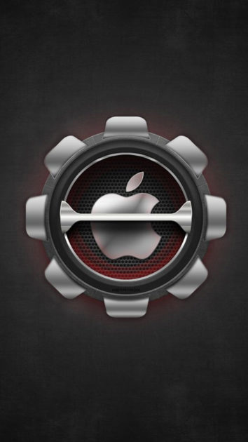 Download Apple Logo Picture for Iphone.