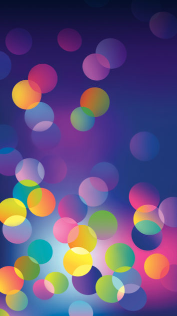Free Backgrounds Colorful iPhone.