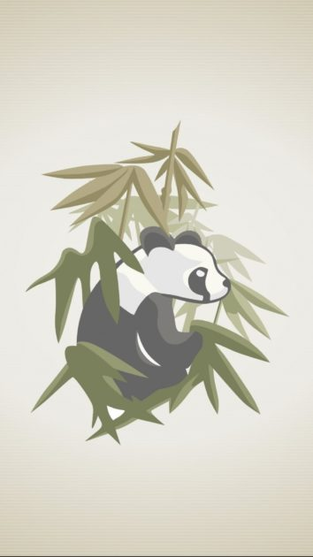 Free download Panda Cartoon Wallpaper Iphone 2.