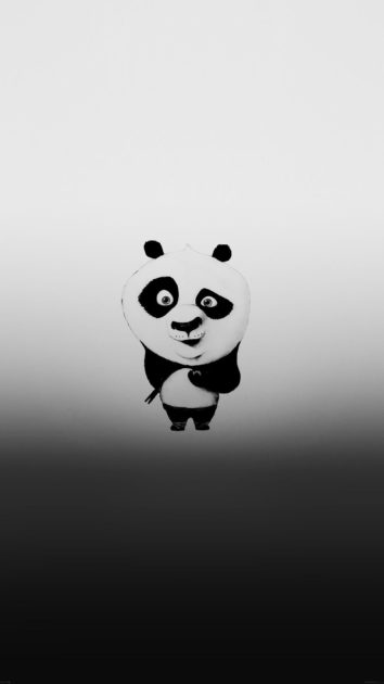 Free download Panda Cartoon Wallpaper Iphone 3.