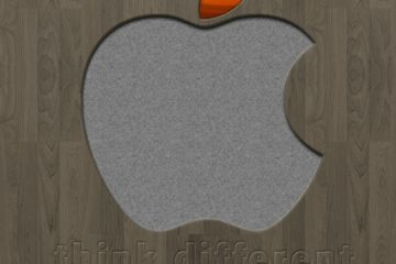 HD Apple Logo Wallpaper for Iphone 1.
