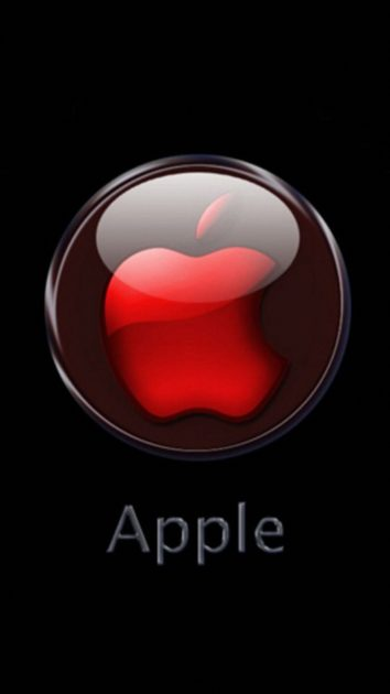 High Resolution Apple Logo for Iphone.