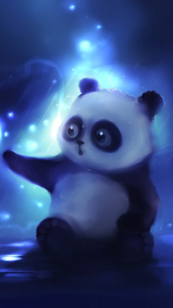 Lovely Panda Wallpaper Iphone.