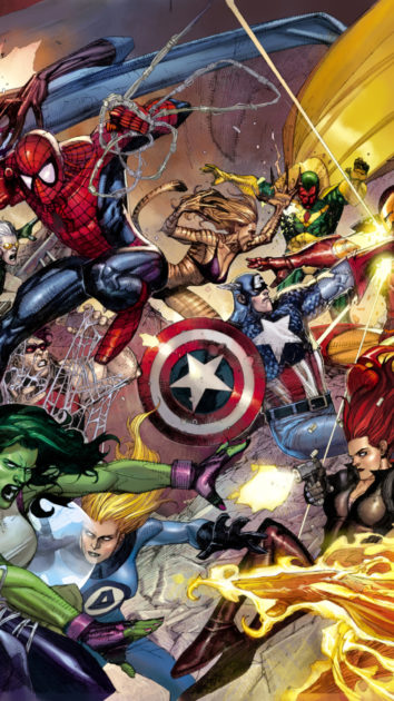 Marvel Wallpaper for Iphone Download Free.