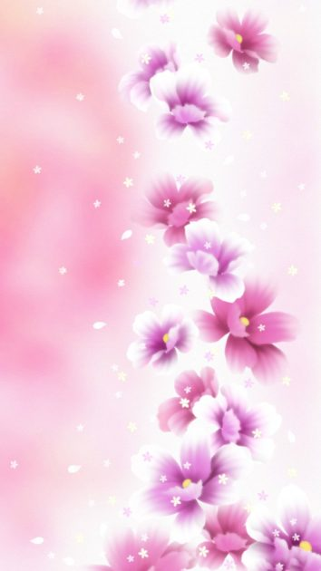 Wallpapers Free Flower iPhone.